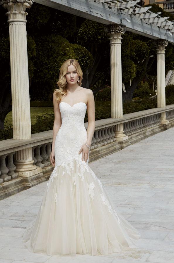 Enzoani wedding gown toronto