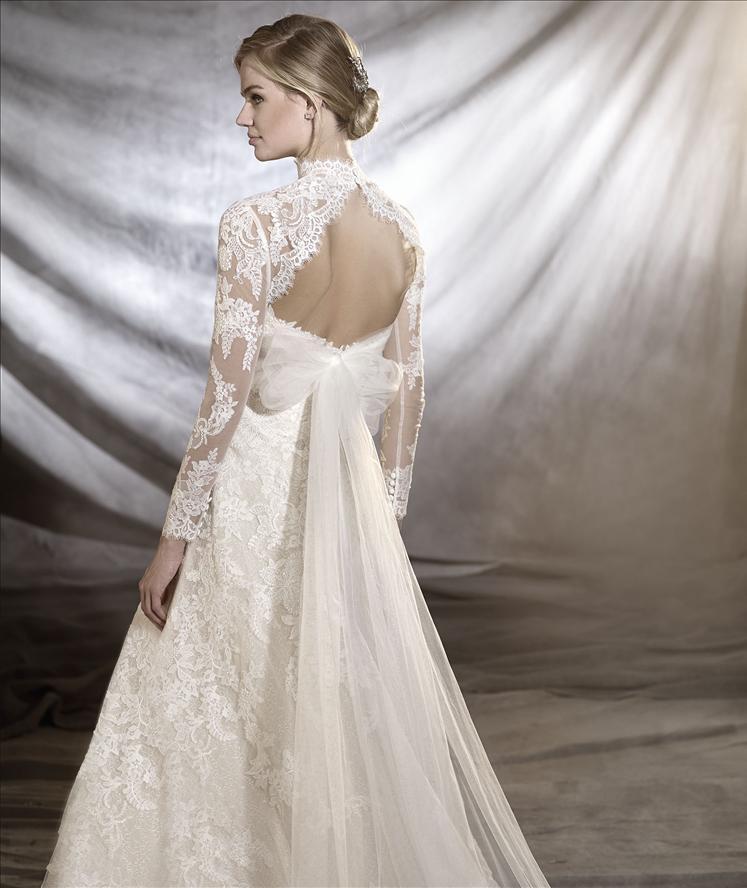 Pronovias Wedding Gown