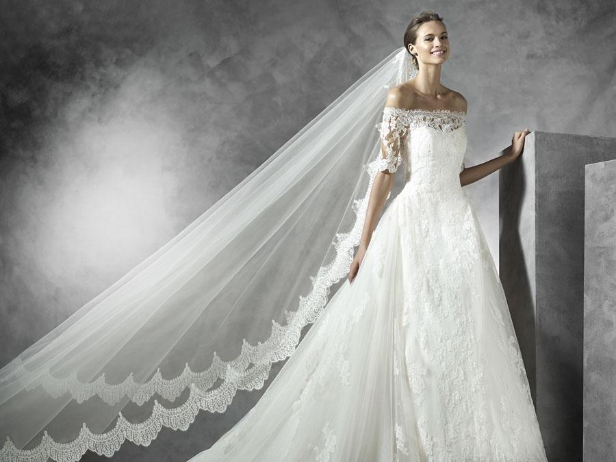 Pronovia Pleasant Wedding Dress Sample Sale Toronto Bridal Gown