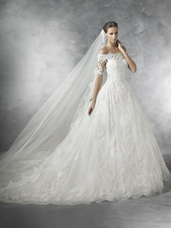 Pronovias Wedding Gown Toronto