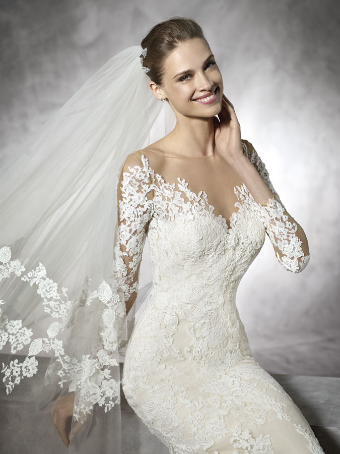 Pronovias Wedding Gown Toronto