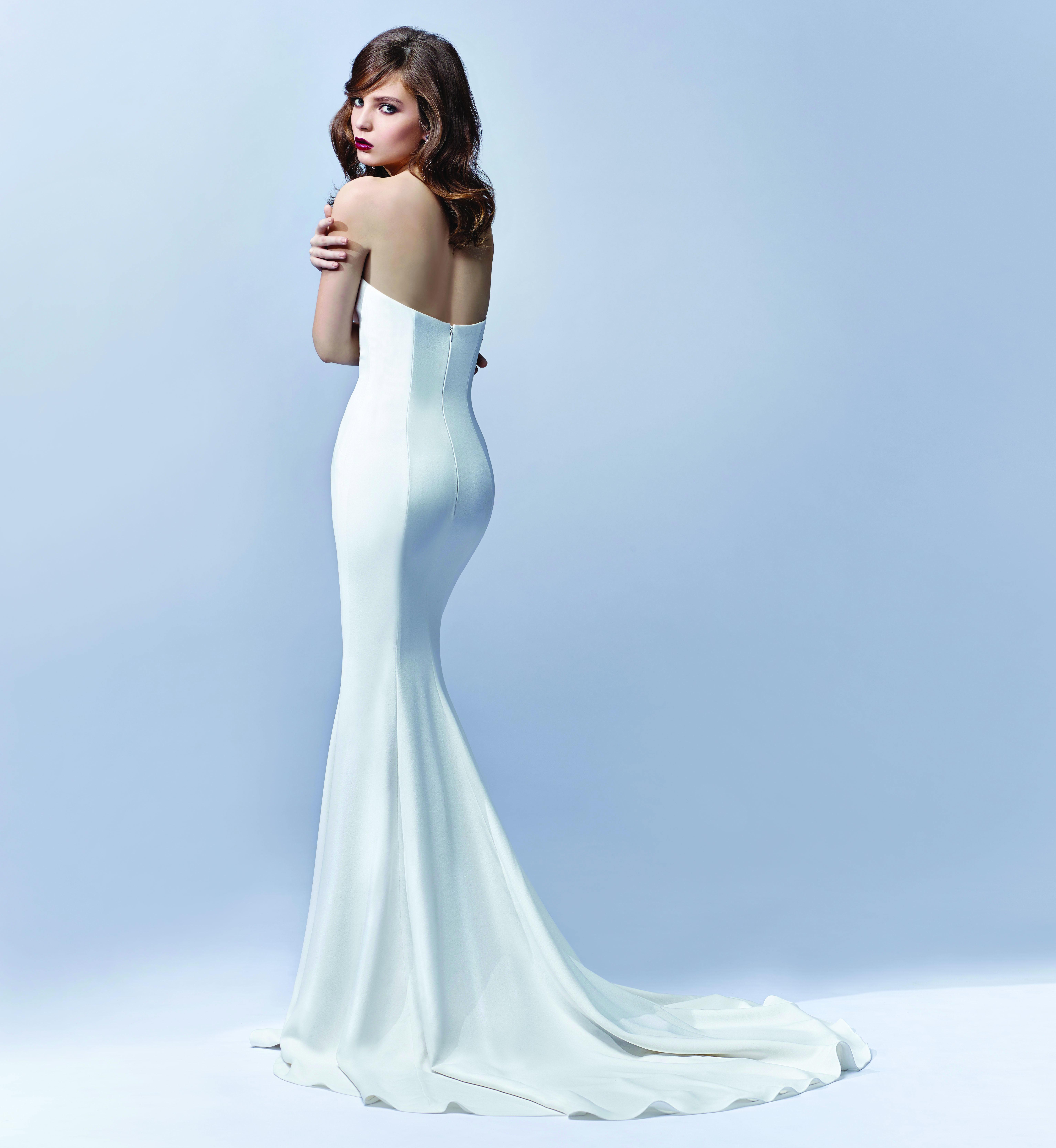 Enzoani Janessa Wedding dress, wedding gown, two piece