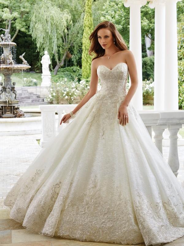 Sophia Tolli Wedding Dress BGT0367
