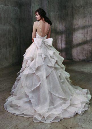 Badgley Mischka Wedding Dress Allison