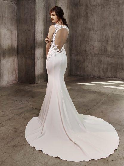 Badgley Mischka Wedding Dress Sample Sale Avery