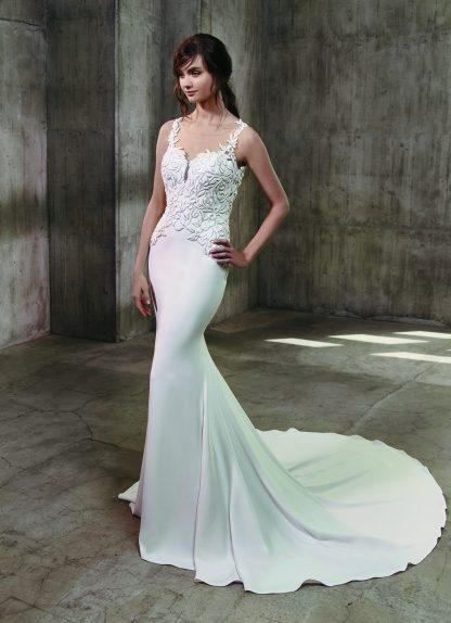 Badgley Mischka Wedding Dress Avery Sample Sale