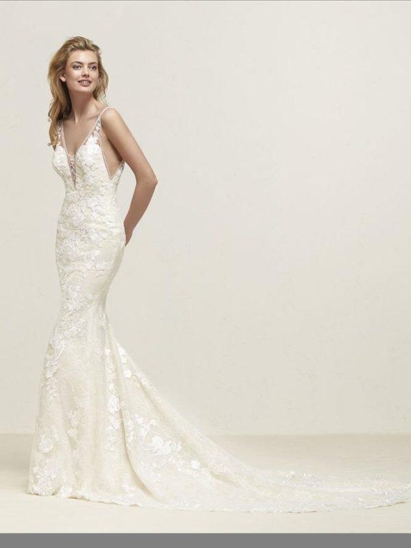 Pronovias Wedding Dress Drift