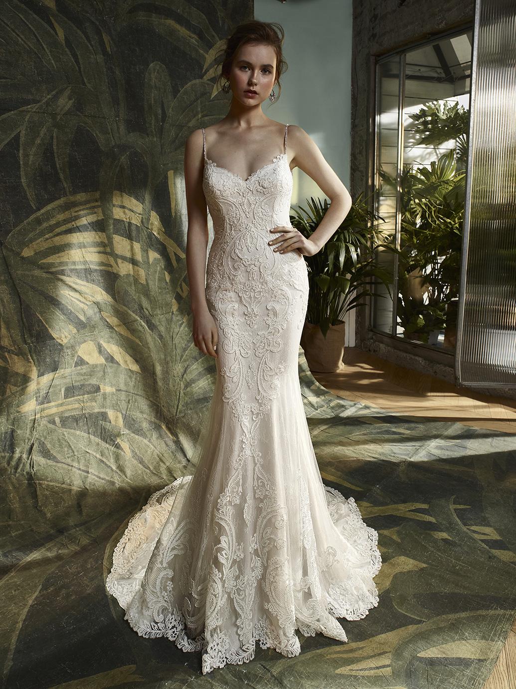 Blue by Enzoani Wedding Dress MT0516