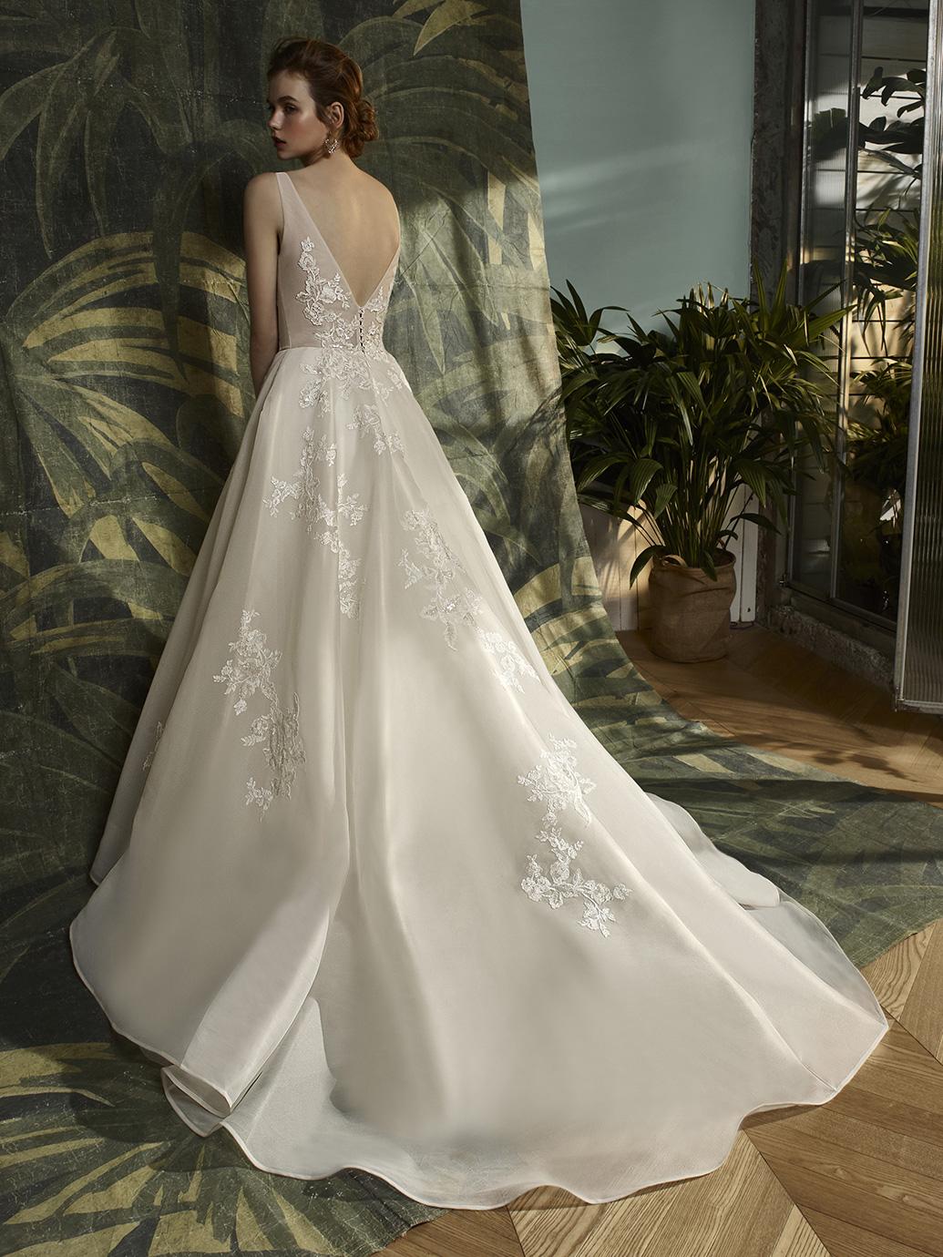 Blue by Enzoani Wedding Dress Keagan