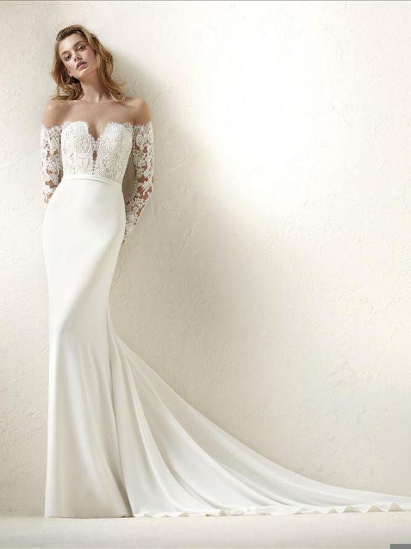 Pronovias Wedding Dress DRACMA