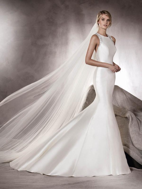 Pronovias Wedding Dress Agnes