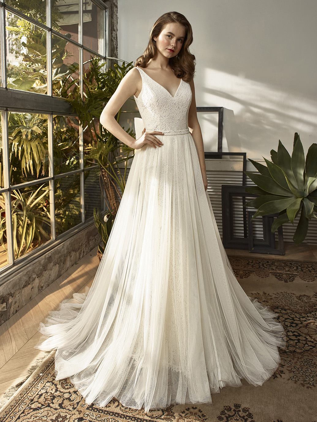 Enzoani Beautiful Wedding Dress