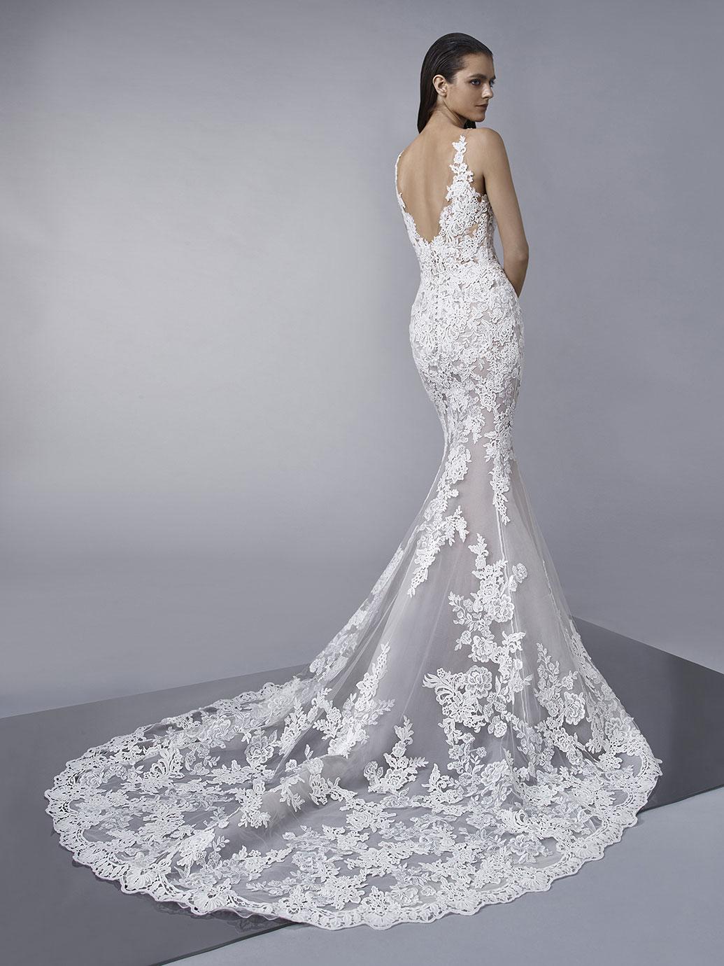 Enzoani Wedding Down Sexy mermaid wedding dress