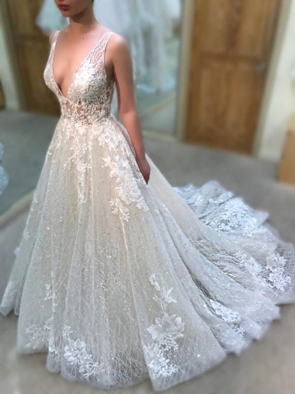 Enzoani Wedding Dress Nile