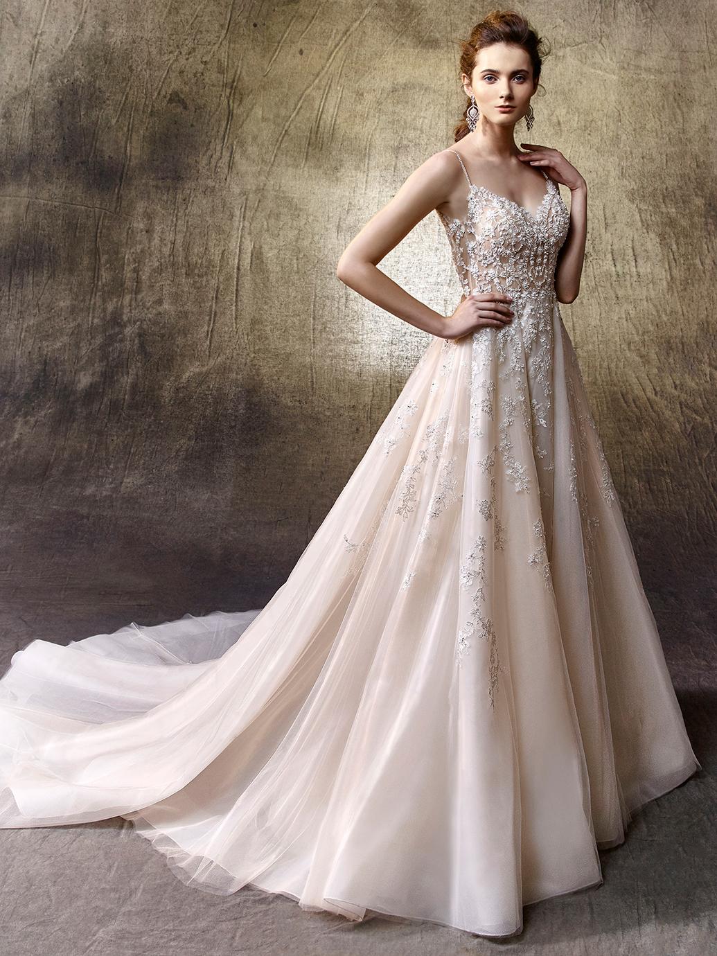 ba9204cacaa Enzoani Wedding Dress Lulu - Toronto Bridal Gown