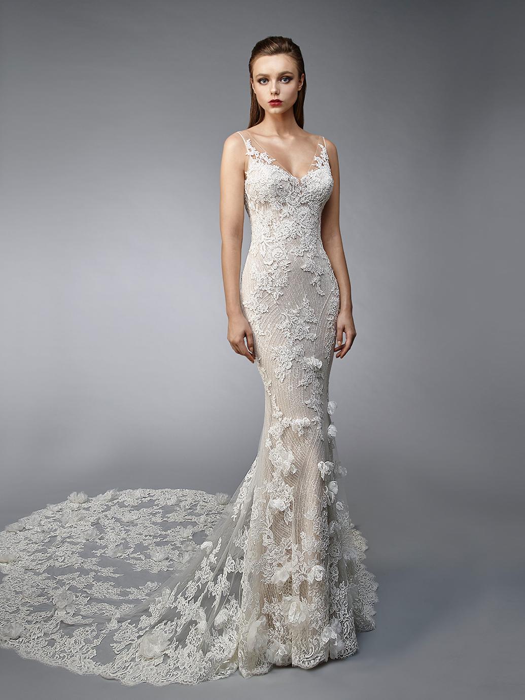 e7587999b54 Enzoani Wedding Dress MT0675 - Toronto Bridal Gown