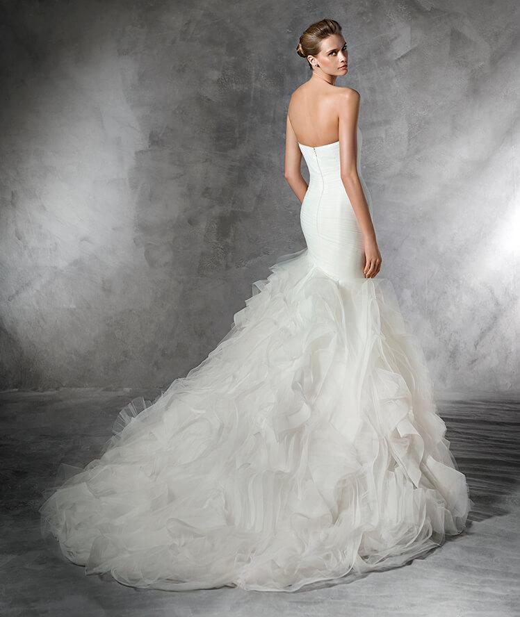 Pronovias Wedding Dress Mildred Sample Sale