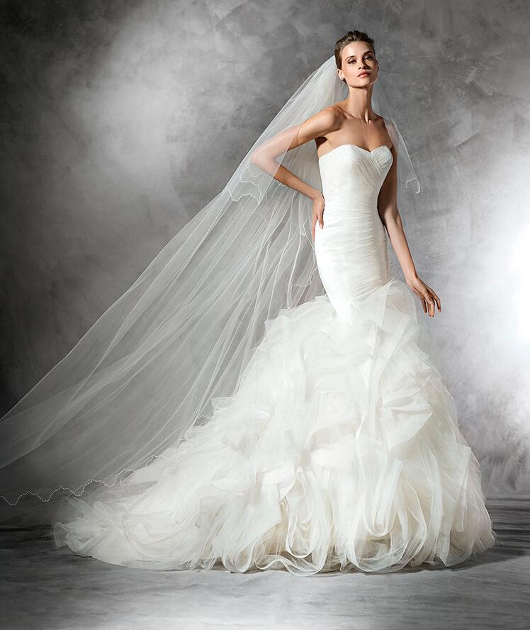 Pronovias Wedding Dress Sample Sale Mildred
