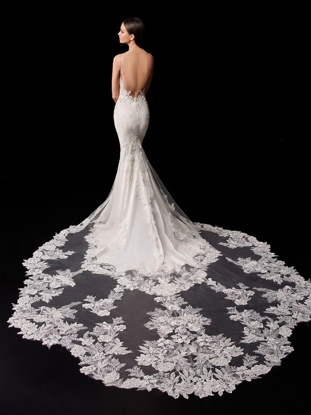 Enzoani Wedding Dress Pallas